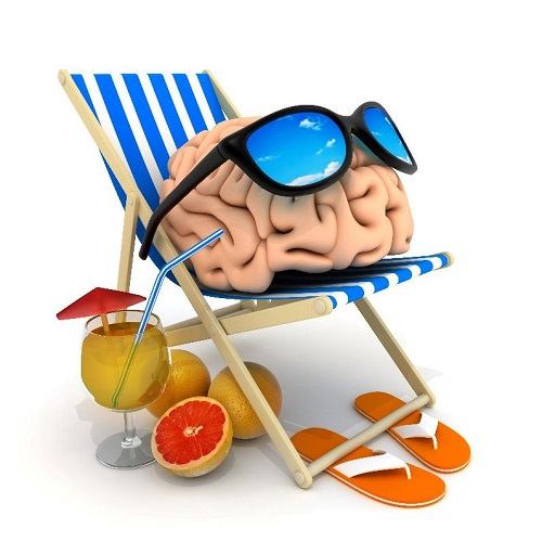 Put Your Brain On Vacation